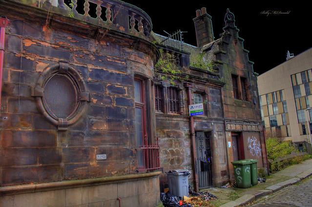 Derelict in Glasgow