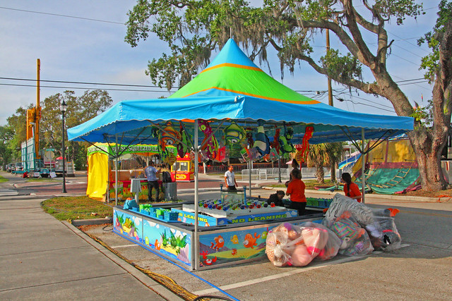 Palm Harbor Florida Carnival, Game of Chance