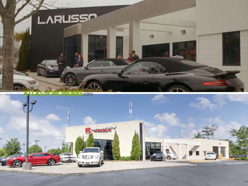 LaRusso Auto Dealer