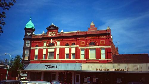 E.E. Warren Opera House - Greenfield, Iowa