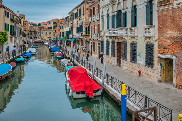 Fondamenta Minotto, Venezia