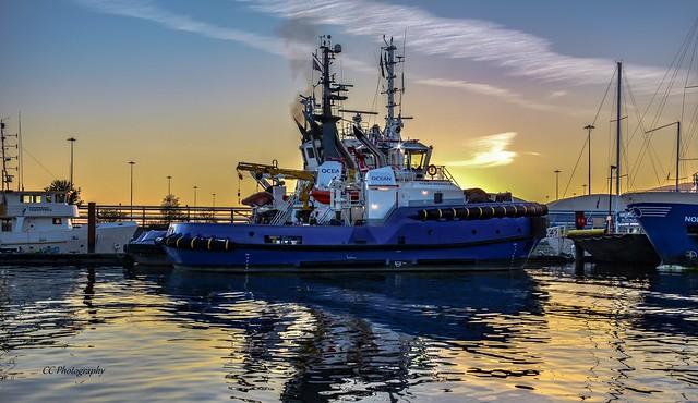 OCEAN GRANVILLE Tugboat