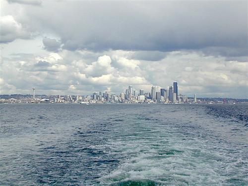 Ferry View: SEATTLE, WA