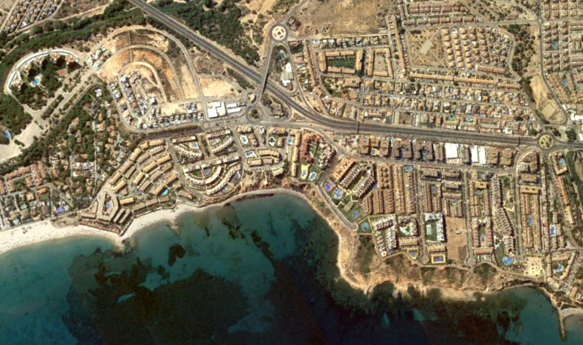 cabo roig, alicante, cabracho, después, urbanismo, planeamiento, urbano, desastre, urbanístico, construcción, rotondas, carretera