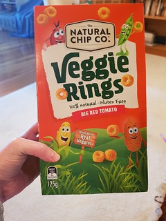 Big Tomato Veggie Rings