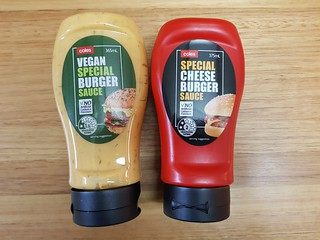 Sauces from Coles
