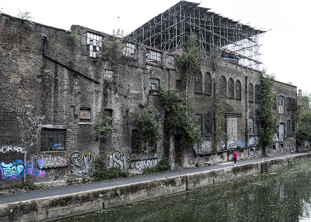 Regent's Canal, Limehouse