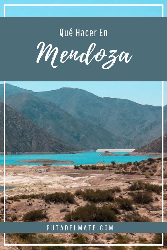 Qué hacer en Mendoza capital y alrededores