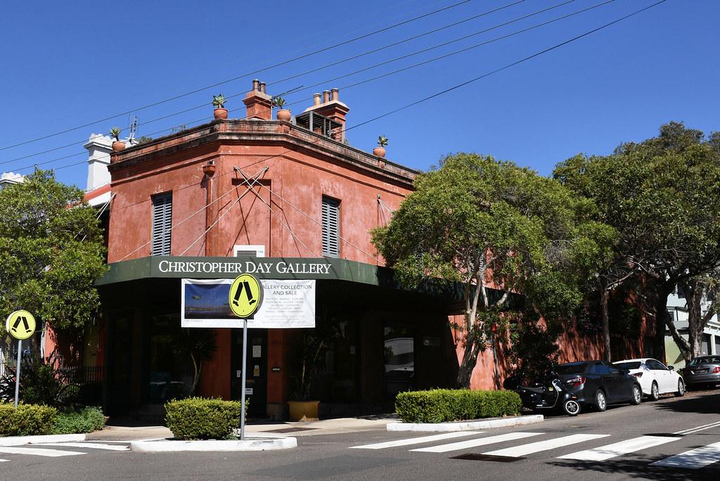 Christopher Day Gallery, Paddington, Sydney, NSW.