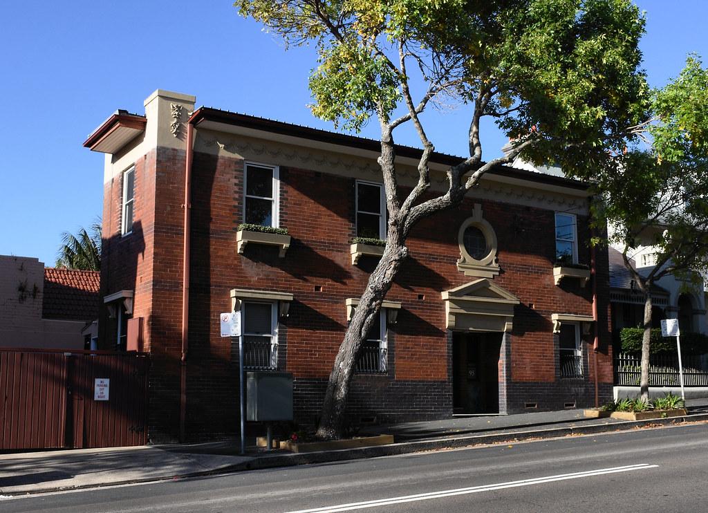 Building, Woollahra, Sydney, NSW.