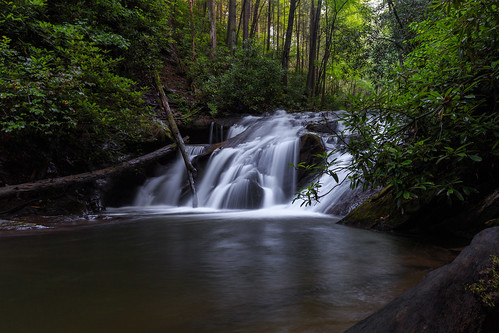 canon 6d 1635 l dukes creek helen georgia landscape long exposure waterfall water stream