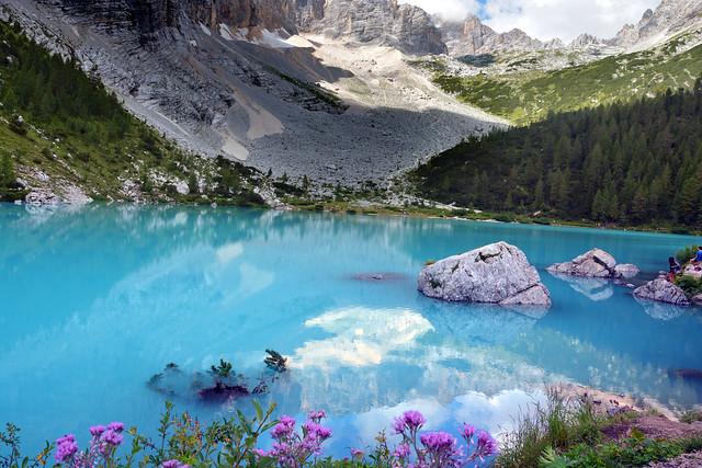 Lago di Sorapis (1)