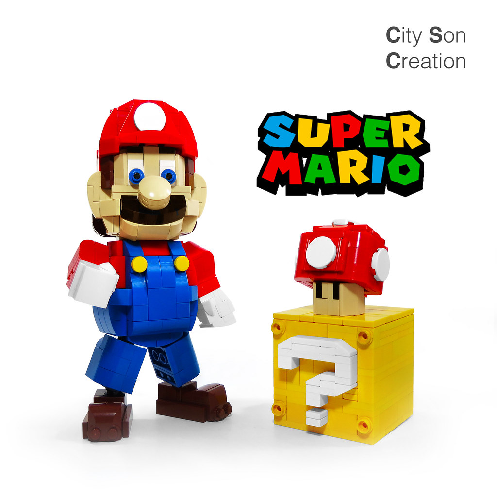 One-day challenge #3 - Mario (2020)