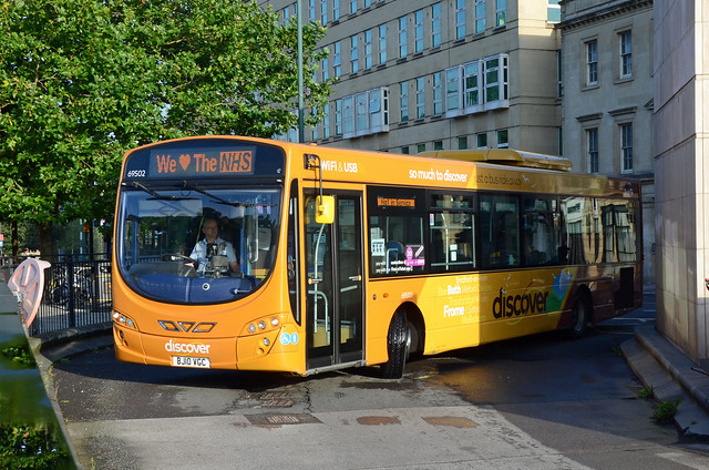 Discover BJ10 VGC, Bath