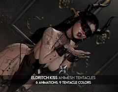 Skellybones - Eldritch Kiss - Animesh Tentacles @ SaNaRae