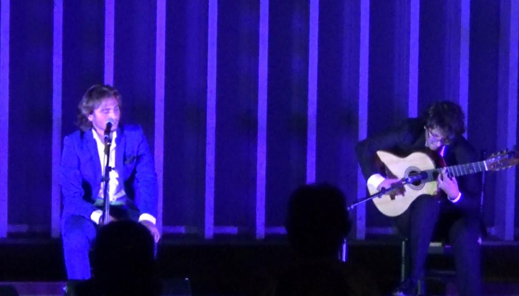 Noche flamenca Arahal 2020