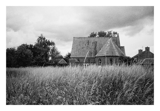Chapel in the grass