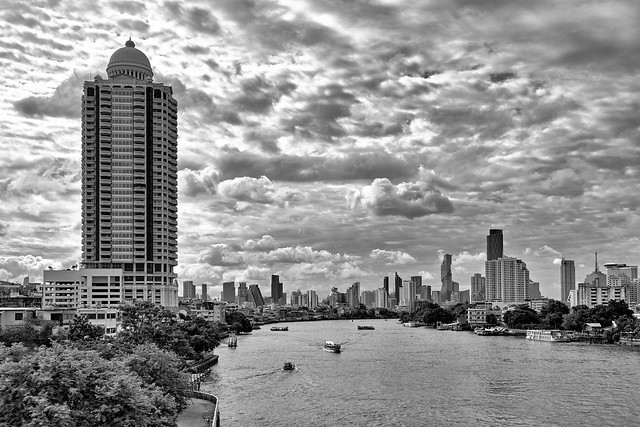 Bangkok – View from