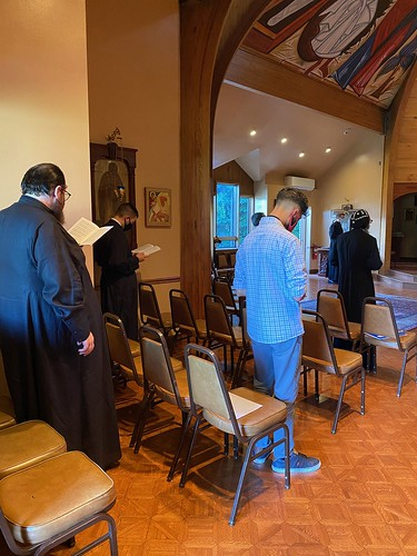SVOTS Orientation for New Seminarians