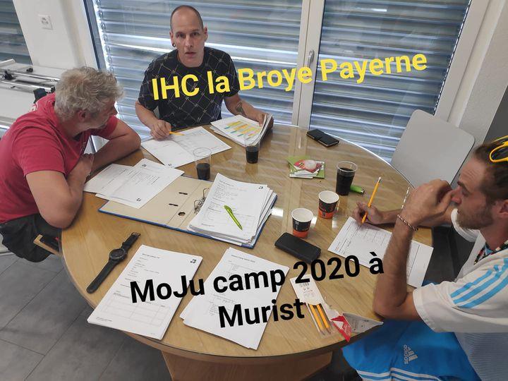 camp MoJu 2020
