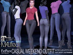 MALified - Casual Weekend Outfits - FatPack
