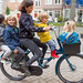 Mom with 4 Kids on WorkCycles Fr8