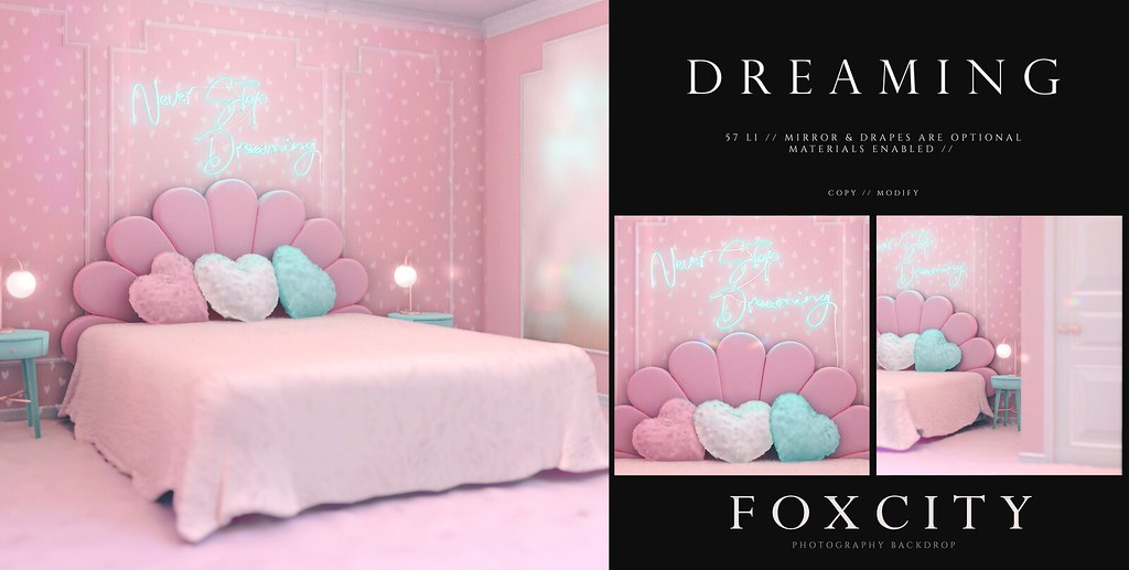 FOXCITY. Photo Booth – Dreaming
