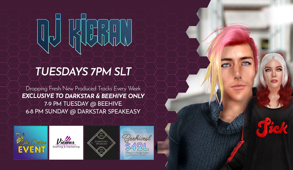 NEW MUSIC @ THE BEEHIVE DJ KIERAN