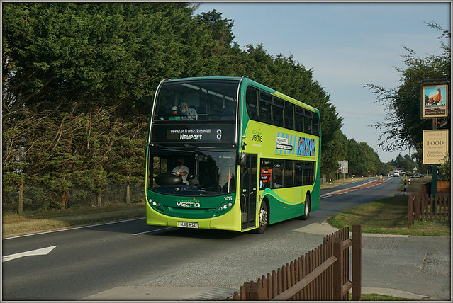 Southern Vectis 1615, Hale Common