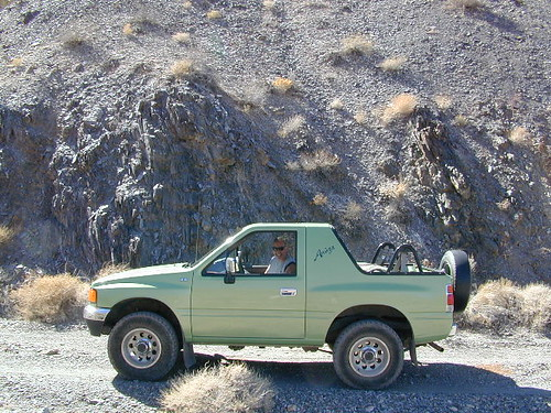 Tucki Mine DVNP 2002