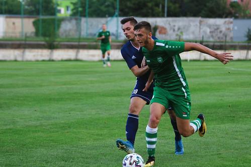 A-tím: PŠC Pezinok - TJ Rovinka (08/2020)