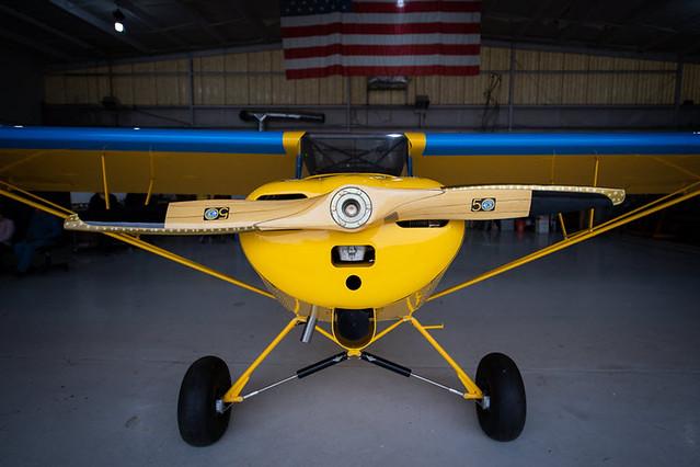 2021 Aircraft Raffle Airplane – E-LSA PA-18 Replica Super Cub