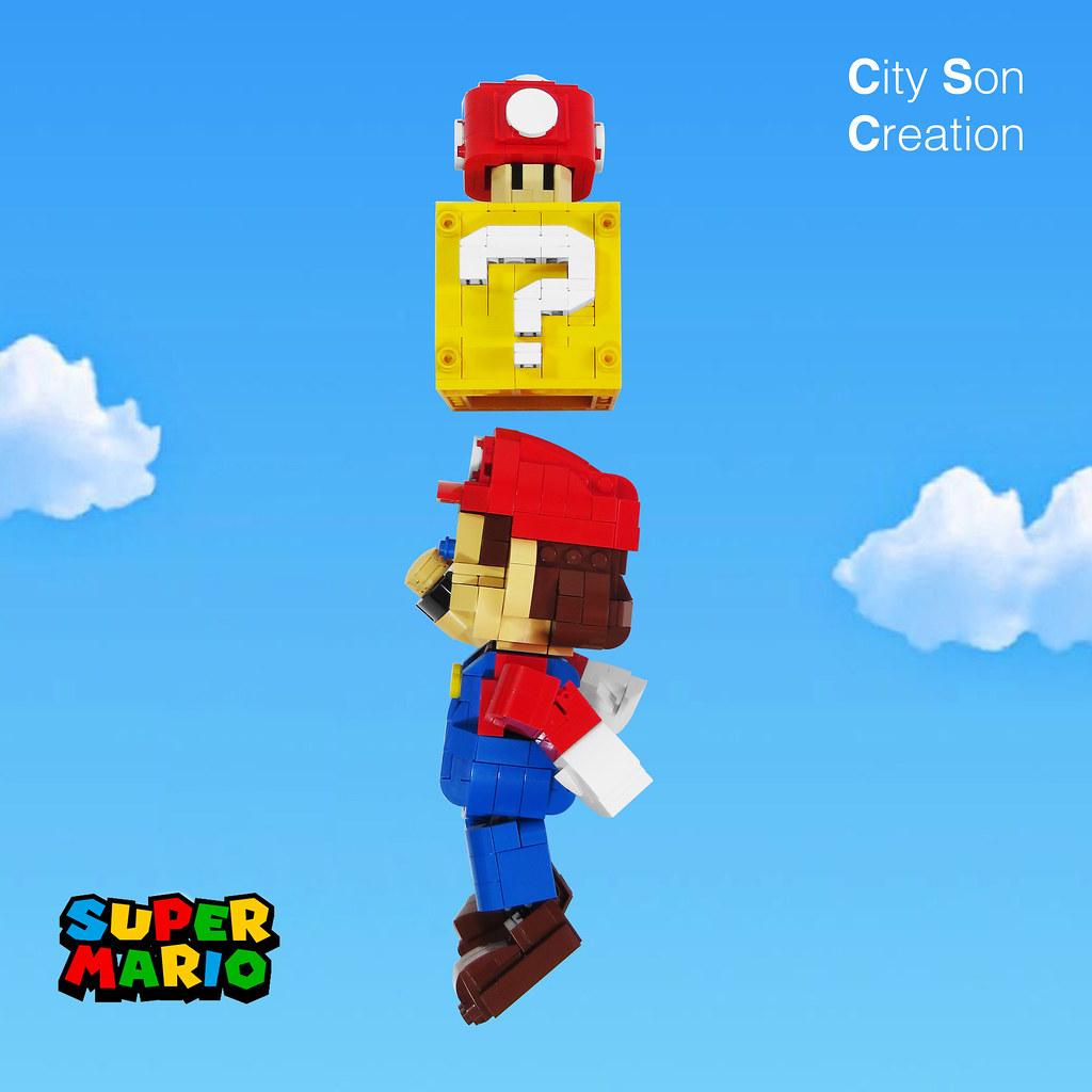 One-day challenge #3 - Mario (2020)