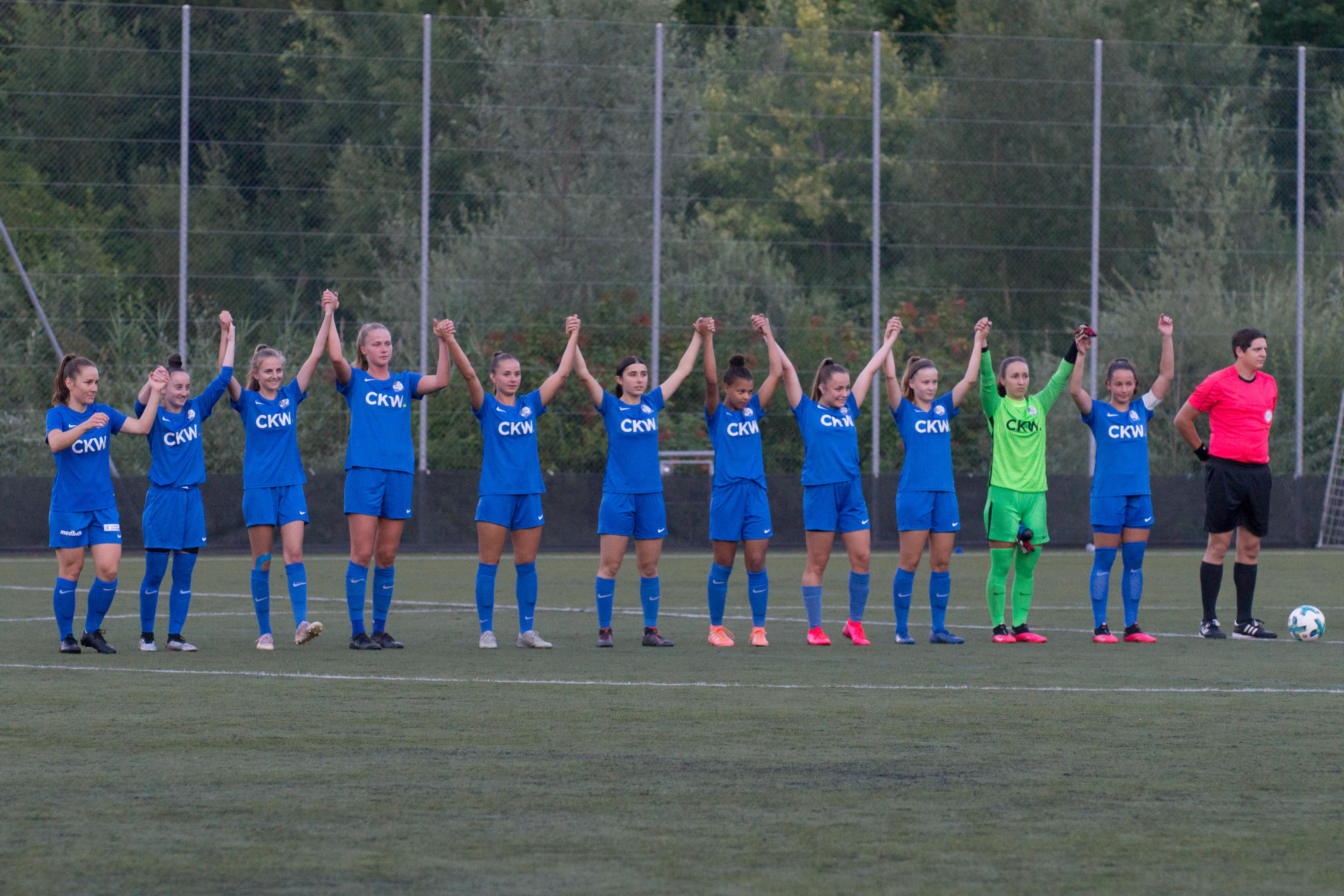U19: FCL-FC Küssnacht F1 04-08-2020