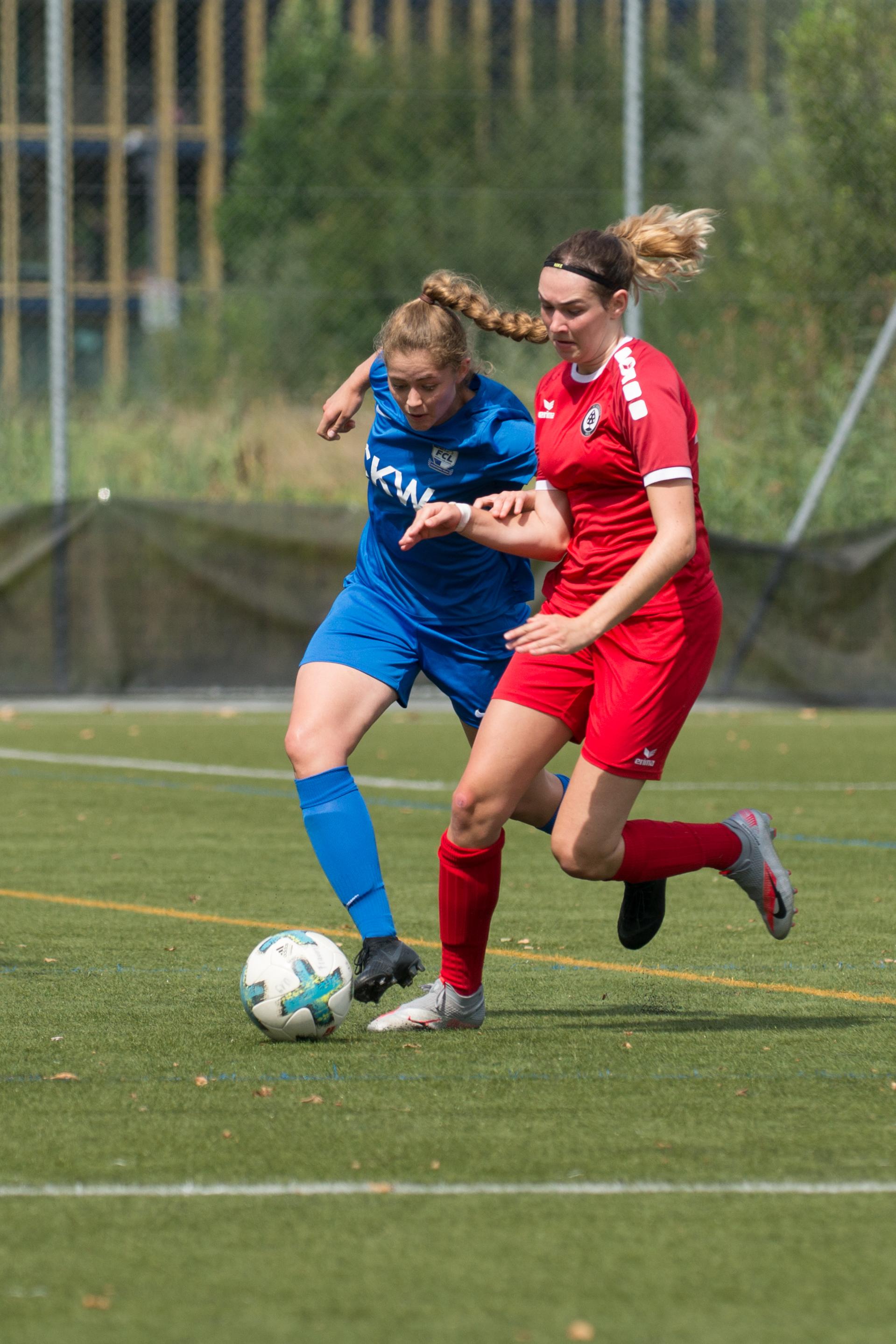 U19: FCL-FC Mohren Dornbirn 16-08-2020