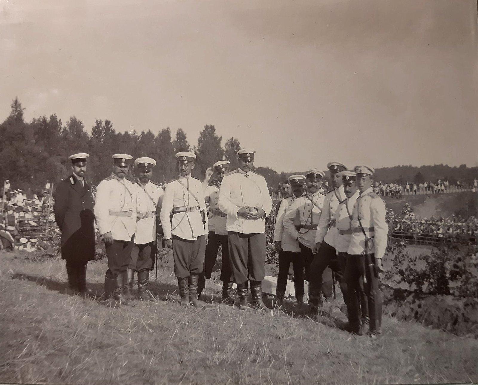 02. Группа офицеров