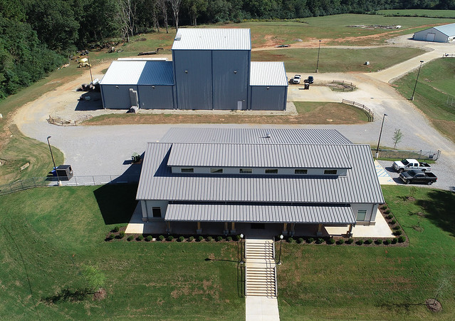Charles C. Miller Jr. Poultry Research and Education Center