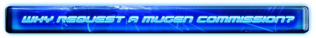 Complete Beginners Guide to Mugen - Part 4a -  Introduction to Mugen Commissions 50267590593_0139085d3b_o