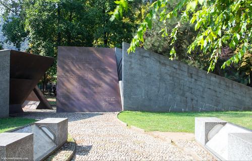 Monumento alla Restistenza Europea