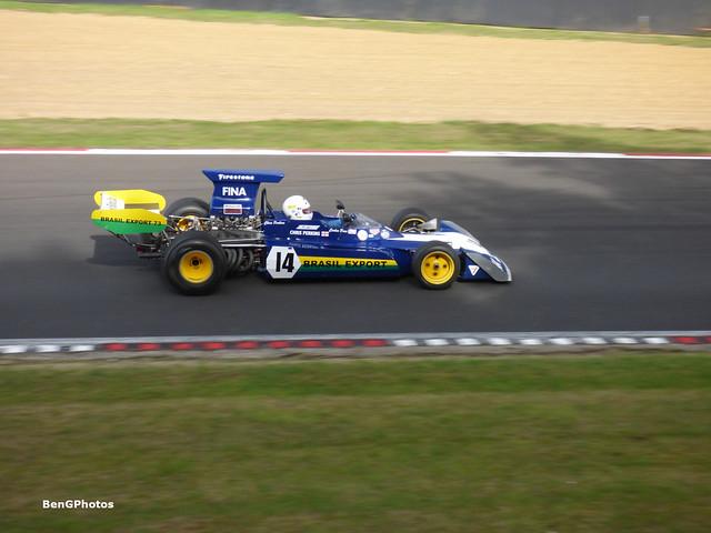 Chris Perkins - 1973 Surtees TS14