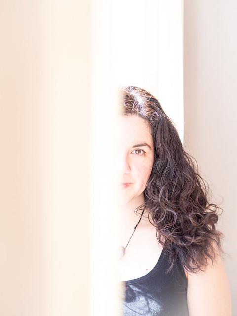 Laura, The Hague 2020: Half of me (Explored)