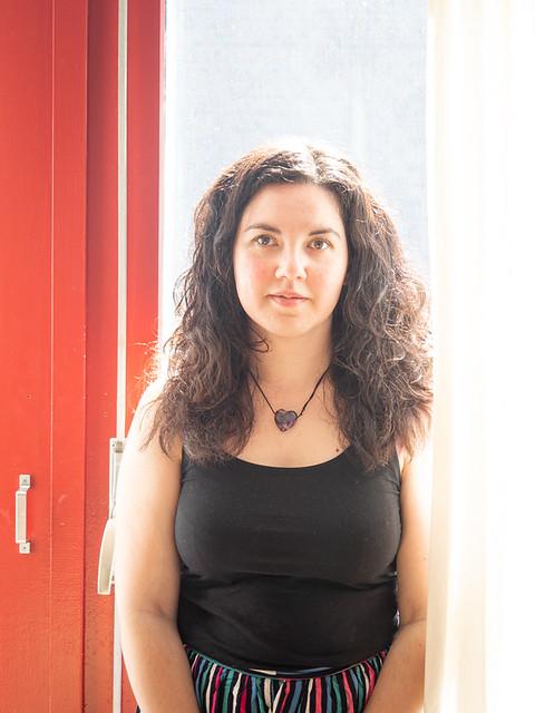 Laura, The Hague 2020: Balcony scene