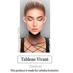 Tableau Vivant  \ Lelutka Hairbase 16