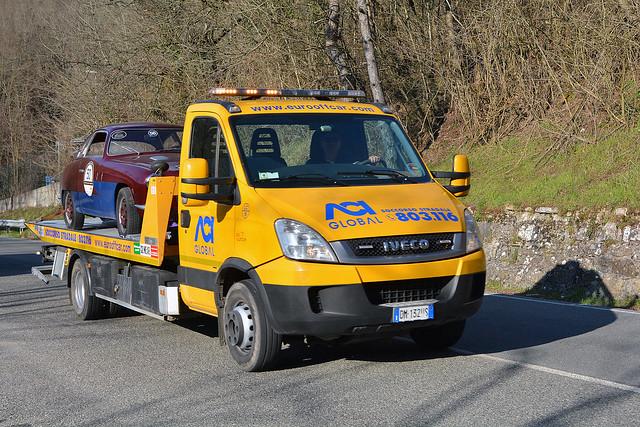 Iveco Daily 3.0 HPT e Fiat 1100 Zagato