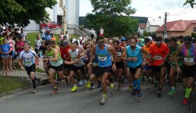 Závod ve Slopném rozhodl Dvořák v průběhu čtvrtého kilometru. Zvonkové pomohly rady od manžela