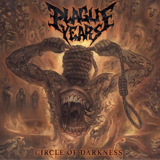 Album Review: Plague Years - Circle of Darkness