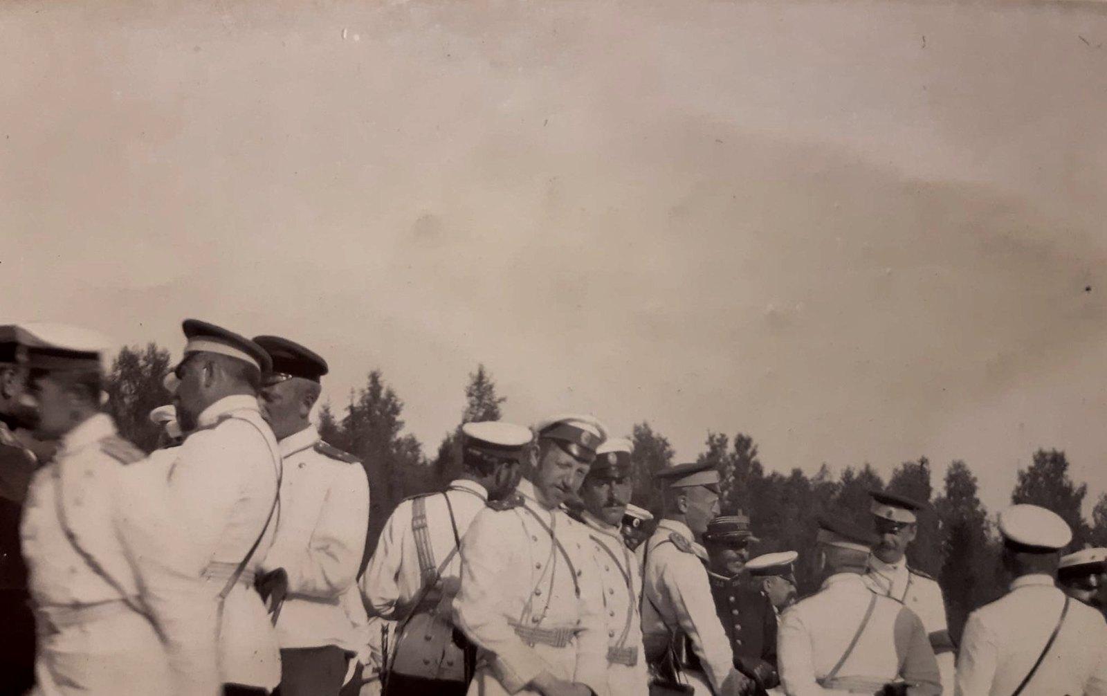 04. Группа офицеров