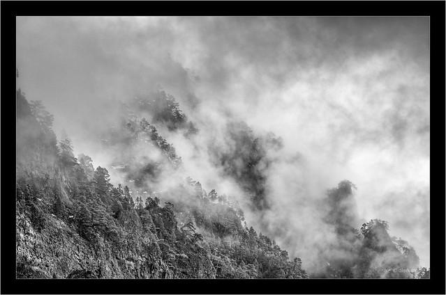 La Palma, Cumbre y Cumbrecita