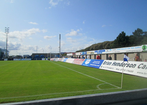North End, Balmoor Stadium