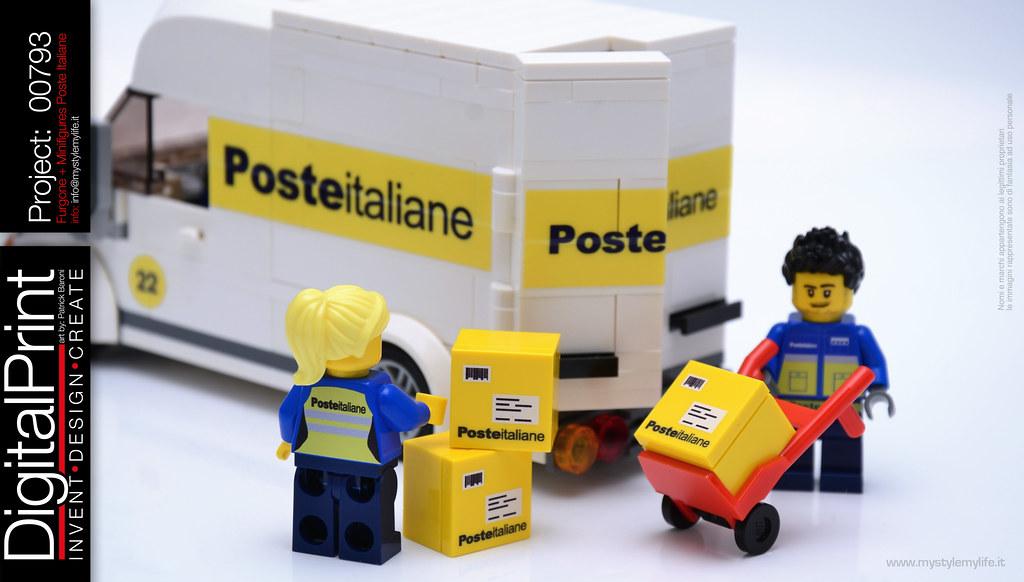 project 793 - poste italiane e
